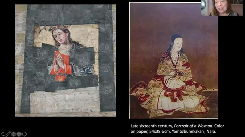 Thumbnail for entry 10.3c A Japanese Handscroll of the Virgin Mary.mp4