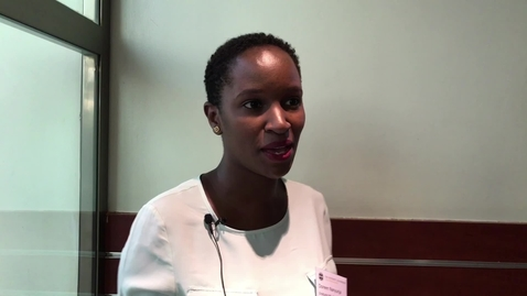 Thumbnail for entry Global Health and Infectious Diseases online masters: Doreen Nanyunja - graduate testimonial