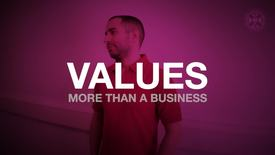 Thumbnail for entry Values: More than a Business