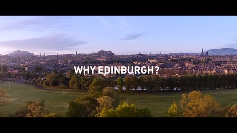 Thumbnail for entry World class Edinburgh