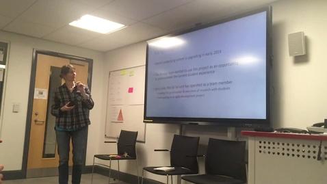 Thumbnail for entry MyEd - UX Showcase lightning talk