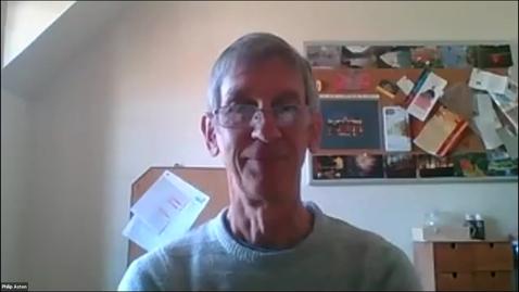 Thumbnail for entry HoDoMS 2021: David Abrahams