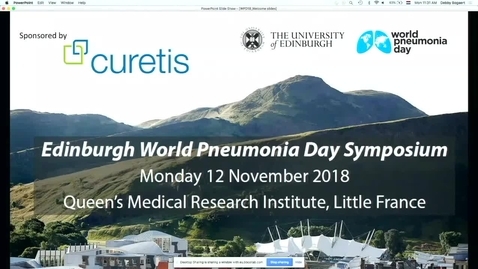 Thumbnail for entry Session 2 - World Pneumonia Day - November 12th 2018