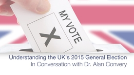 Thumbnail for entry The UK's 2015 General Election - Health - In conversation with Alan Convery