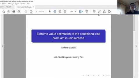 Thumbnail for entry Armelle Guillou EVA Talk Preview