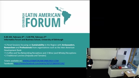 Thumbnail for entry 25 Jan 2019 — Ethics Forum: Paul McKeigue (Edinburgh Usher Institute)