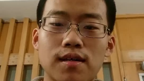 Thumbnail for entry Shuyao Zhou - Student Experience