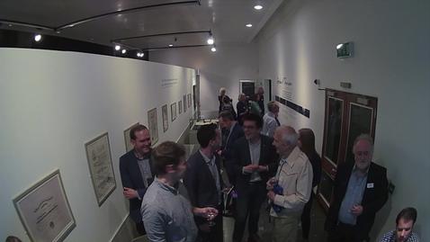 Thumbnail for entry Godfrey H Thomson Exhibition Installation Time-Lapse