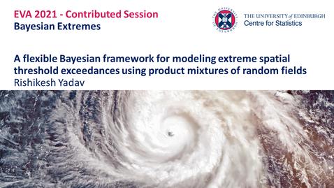 Thumbnail for entry Bayesian Extremes: Rishikesh Yadav