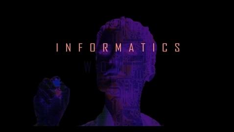 Thumbnail for entry Women in Informatics #IWD17