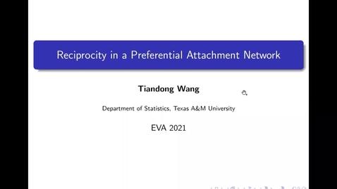 Thumbnail for entry Tiandong Wang EVA Talk Preview