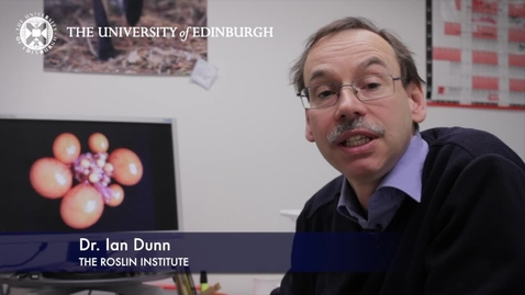 Thumbnail for entry Ian Dunn - The Roslin Institute - Research In A Nutshell - Royal (Dick) School of Veterinary Studies -27/05/2012