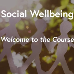 Thumbnail for channel Social Wellbeing - MOOC
