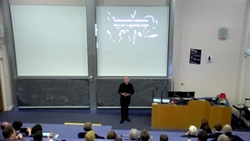 Thumbnail for entry Prof. Rosalind Allen - Antimicrobial resistance: how can a physicist help?