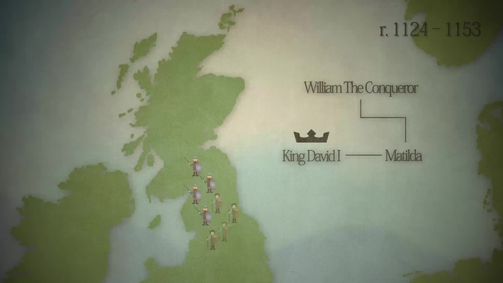 The Origins of the Scots Language (In Scots)