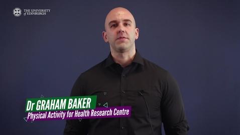 Thumbnail for entry Dr Graham Baker