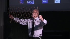 Thumbnail for entry Professor Jim Hough: The Engineering Challenges of Detecting Gravitational Waves