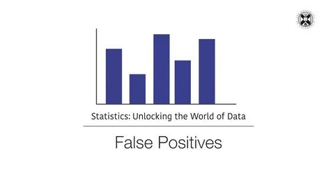 Thumbnail for entry Statistics - False Positives