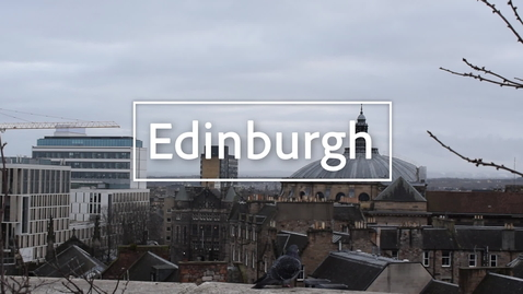 Thumbnail for entry Bethany Morton - A Day in the Life of a University of Edinburgh Student
