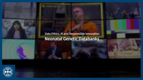 Thumbnail for entry Neonatal Genetic Databanks​