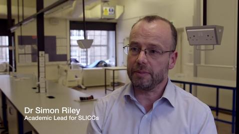 Thumbnail for entry Simon Riley SLICCs