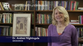 Thumbnail for entry Andrea Nightingale - Geoscience- Research In A Nutshell -  School of GeoSciences -20/02/2012