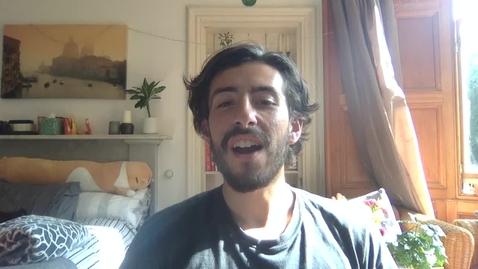 Thumbnail for entry Student Visions of Edinburgh Graduate (Berger)