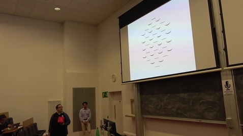 Thumbnail for entry Amplitudes 2017 Conference: Radu Roiban - Gravity and supergravity perturbation theory: a bird's eye view