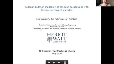 Thumbnail for entry L Ceresiat 33rd Scot Fluid Mechanics