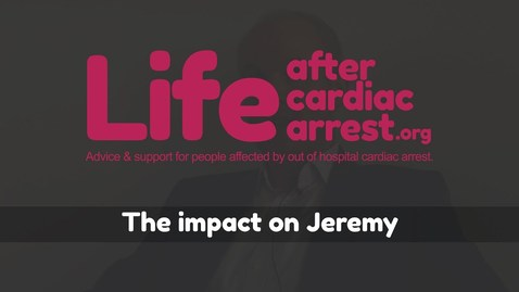 Thumbnail for entry The impact on Jeremy