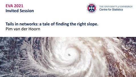Thumbnail for entry Pim van der Hoorn EVA Talk Preview