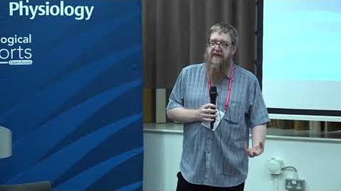Thumbnail for entry Introduction to Wikimedia - Andy Mabbett at the Physiological Society 13 October 2017