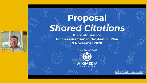 Thumbnail for entry Internet Archive and Wikimedia: a virtuous collaboration