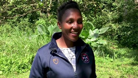 Thumbnail for entry Conservation Medicine online masters: Caroline Asiimwe - graduate testimonial