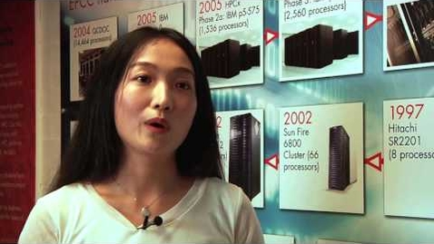 Thumbnail for entry Careers: MSc programmes in High Performance Computing