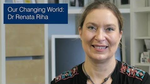 Thumbnail for entry Dr Renata Riha: Liminal states: betwixt and between sleep and wakefulness
