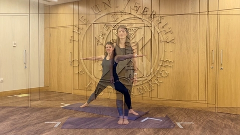 Thumbnail for entry Introduction to Yoga  - Focus