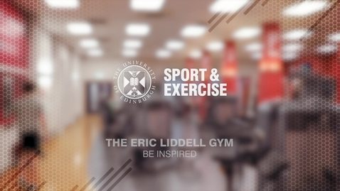 Thumbnail for entry Eric Liddell Gym