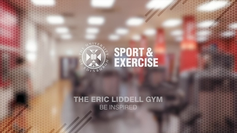 Thumbnail for entry Eric Liddell Gym