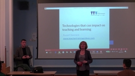 Thumbnail for entry ETAL | Russell Stannard | Key technologies that impact on our teaching and learning