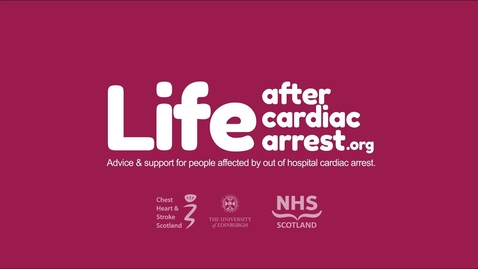 Thumbnail for entry Life After Cardiac Arrest - Promo