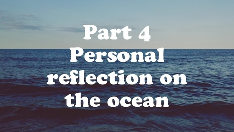 Thumbnail for entry Lesson 4: Ocean Biodiversity, Food Webs and Habitats