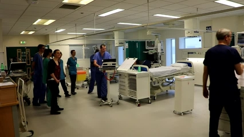 Thumbnail for entry Ward round: presenting a patient Critical care Online