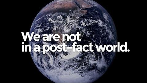 Thumbnail for entry Wikipedia: #FactsMatter