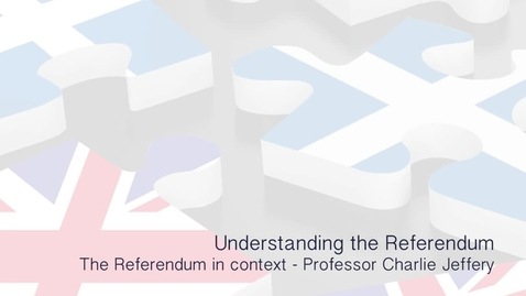 Thumbnail for entry The Referendum in Context