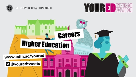 Thumbnail for entry YourEd: Careers after Higher Education
