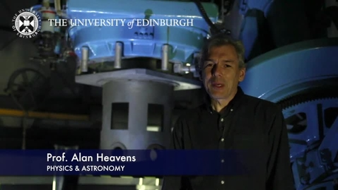 Alan Heavens - Physics and Astronomy - Research In A Nutshell - School of Physics and Astronomy -23/02/2012