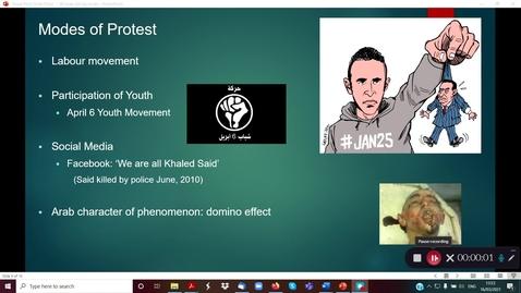 Thumbnail for entry 9B Arab Spring part 2