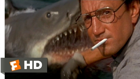 Thumbnail for entry Jaws (1975) - You're Gonna Need a Bigger Boat Scene (4/10) | Movieclips