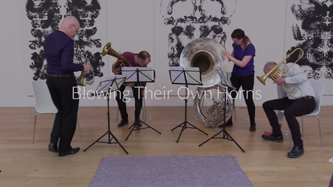 New Music for Old Instruments - Blowing their own horns